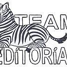 Team Editorial - Samzebra by lightningmoth