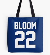 "Leopold Bloom ""22"" Jersey Tote Bag"