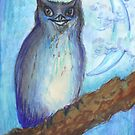 Owl by Stephanie Small