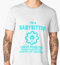 BABYSITTER - NICE DESIGN 2017 Men's Premium T-Shirt