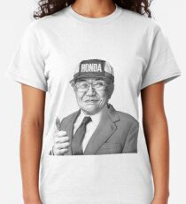 Camiseta clásica Soichiro Honda