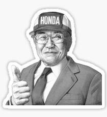 Soichiro Honda Sticker