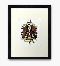 Drusilla - Buffy the Vampire Slayer Framed Print