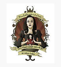 Drusilla - Buffy the Vampire Slayer Photographic Print