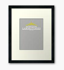 Horizon Laboratories Framed Print