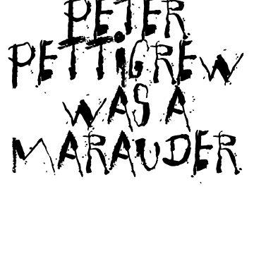 Peter Pettigrew by Ukulady