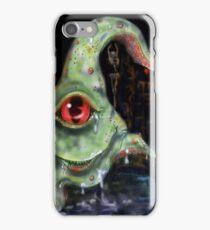 Cute Tentacled Monster iPhone Case/Skin