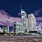 Gold Coast Beach by Peter Doré