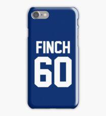 "Atticus Finch ""60"" Jersey iPhone Case/Skin"
