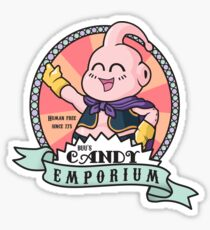 Buu's Candy Emporium  Sticker