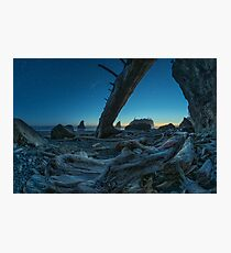 Ruby Beach, Washington Photographic Print