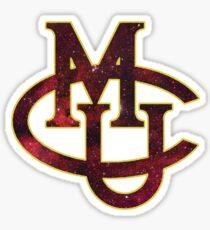 Colorado Mesa University Sticker
