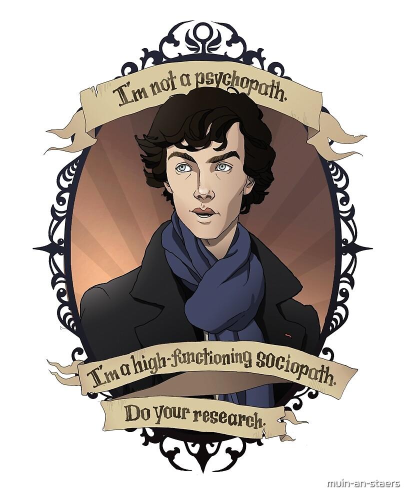 Sherlock - BBC Sherlock by muin-an-staers