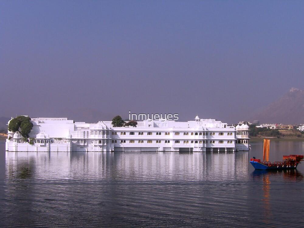 Palace on the Lake by inmyeyes