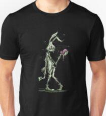Bugs Zombunny (green) Unisex T-Shirt