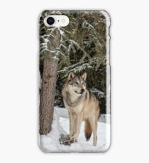 Majestic Wolf iPhone Case/Skin