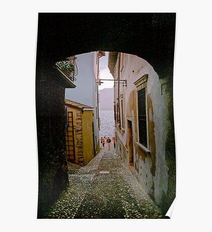 Malcesine (Lake Garda, Italy) Poster