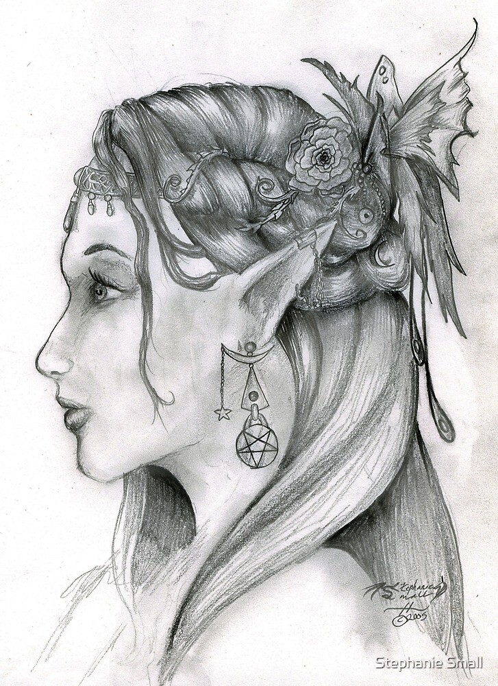 Faery Princess Queen by Stephanie Small