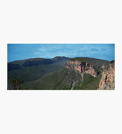 Baltzers Lookout In Blackheath Photographic Print