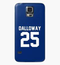 "Clarissa Dalloway ""25"" Jersey Case/Skin for Samsung Galaxy"