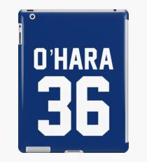 """Scarlett O'Hara """"36"""" Jersey iPad Case/Skin"""