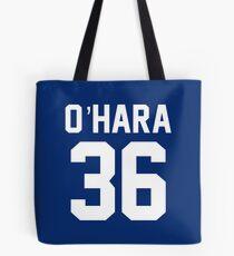 "Scarlett O'Hara ""36"" Jersey Tote Bag"