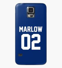 "Charlie Marlow ""02"" Jersey Case/Skin for Samsung Galaxy"
