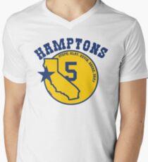 """Golden State """"Hamptons 5""""  Men's V-Neck T-Shirt"""