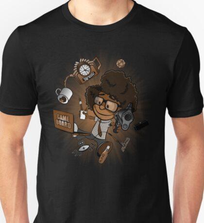 Moss's Happy Place (4 Colour Versh) T-Shirt