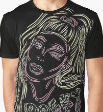Edgey Pocky Graphic T-Shirt