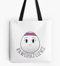 RAW EGGCELLENCE Tote Bag