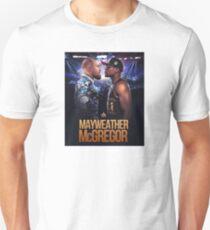 Conor McGregor vs Floyd Mayweather   The Money Fight Unisex T-Shirt