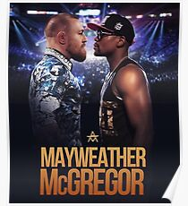 Conor McGregor vs Floyd Mayweather | The Money Fight Poster