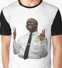 Peace, Holt Graphic T-Shirt
