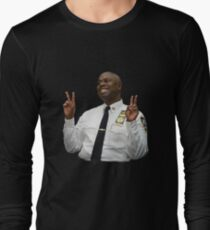 Peace, Holt Long Sleeve T-Shirt