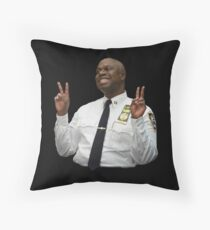 Peace, Holt Throw Pillow