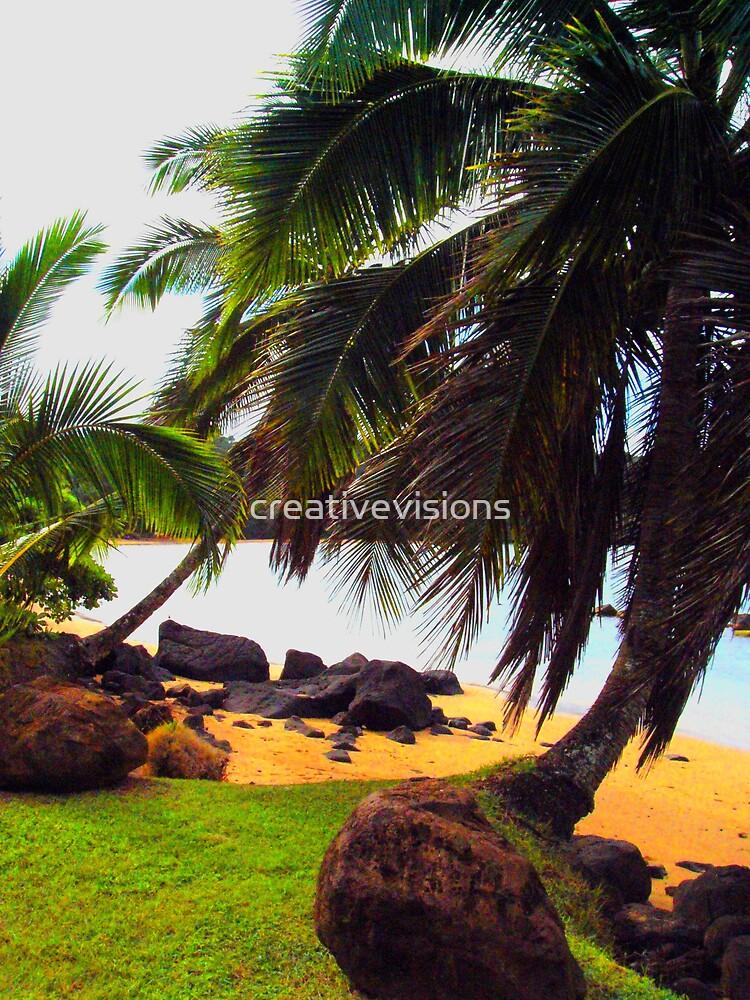 Hawaii Palms by creativevisions