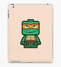 Chibi Michelangelo Ninja Turtle iPad Case/Skin