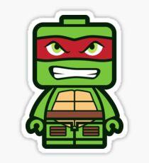 Chibi Raphael Ninja Turtle Sticker