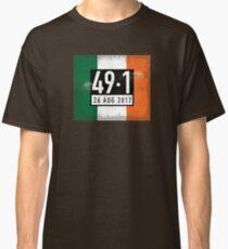 49-1 Conor McGregor Fan T-Shirt Classic T-Shirt