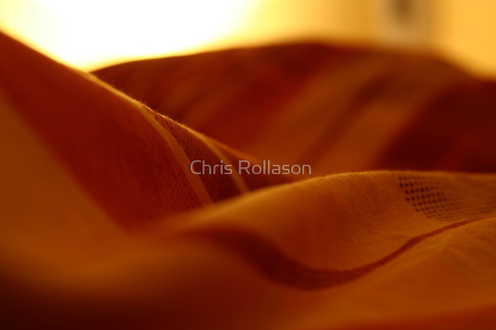 What Happens Under The Covers? by Chris Rollason
