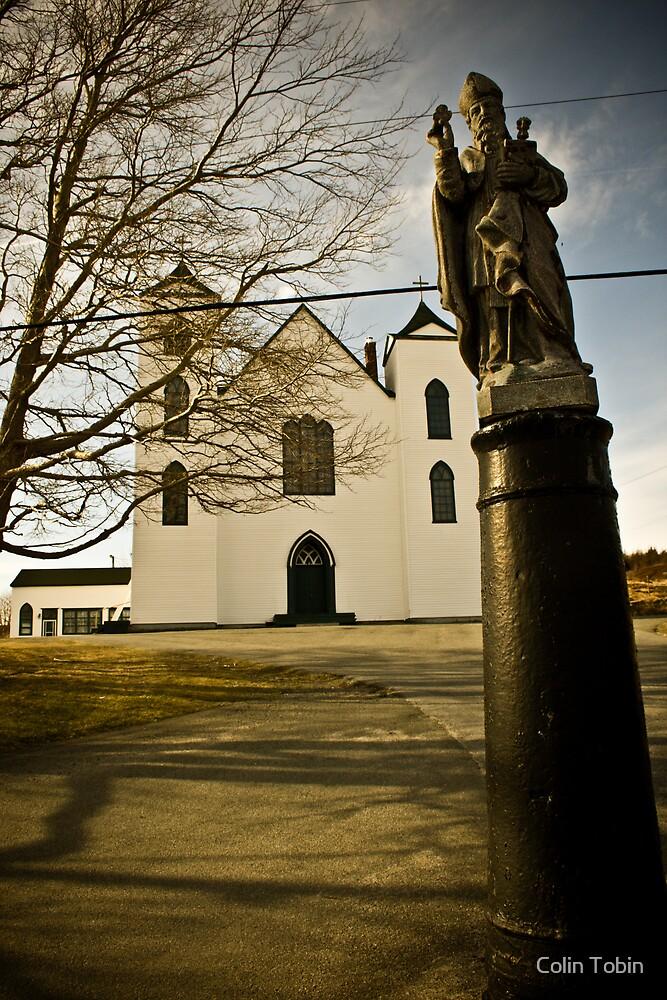 Canonized Saints of Bay Bulls by Colin Tobin