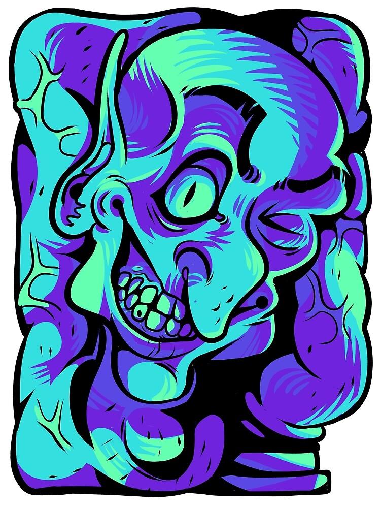 Face 1 by Sophia DeFelice