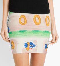 Sonic Goes Fast (Nyeeeeow!!) Mini Skirt