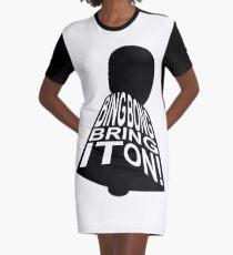 Bing Bong Bring It On! : SCP-513 Graphic T-Shirt Dress