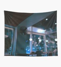 City Stare Wall Tapestry