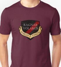 Ragnar Volarus - The Shield of Tinos T-Shirt