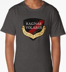 Ragnar Volarus - The Shield of Tinos Long T-Shirt