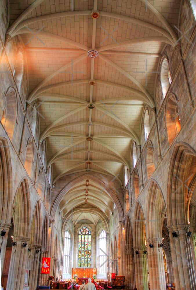 Inside St Michaels II by Tom Gomez