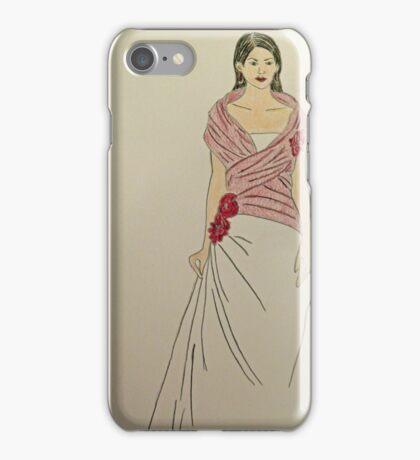 Wedding Dress No 2 iPhone Case/Skin